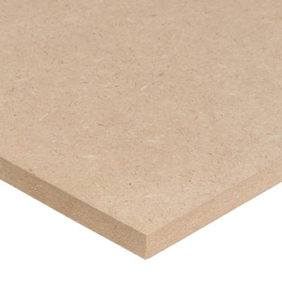 12mm Standard MDF Board 2440mm x 1220mm (8' x 4') Pack of 60