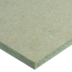12mm Moisture Resistant MDF Board 2440mm x 1220mm (8' x 4') Pack of 75