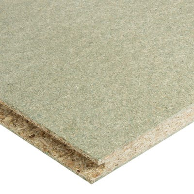 22mm P5 Moisture Resistant Tongue & Groove Chipboard Flooring 2400mm x 600mm (8' x 2') Pack of 66