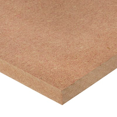 12mm Fire Rated MDF Board Euroclass B 2440mm x 1220mm (8' x 4')