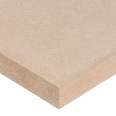 30mm Standard MDF Board 2440mm x 1220mm (8' x 4') Pack of 24