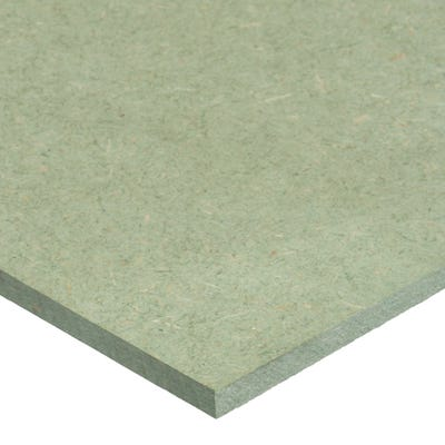 6mm Moisture Resistant MDF Board 2440mm x 1220mm (8' x 4') Pack of 96