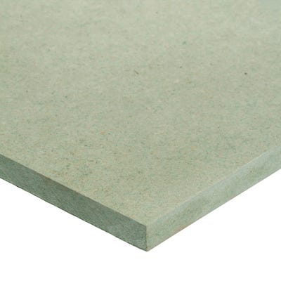 9mm Moisture Resistant MDF Board 2440mm x 1220mm (8' x 4') Pack of 76