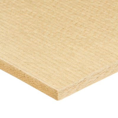 12mm Ivory Insulation Board 2440mm x 1220mm (8' x 4') Pack of 95