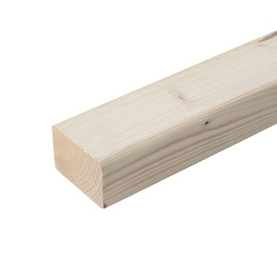 47mm x 75mm Sawn Carcassing Timber 2400mm (3'' x 2'')