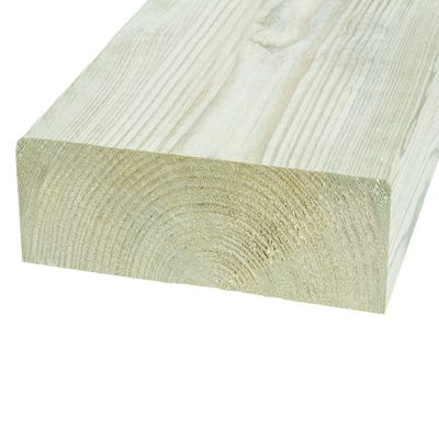 22mm x 150mm Treated Carcassing Timber 4800mm (6'' x 1'')