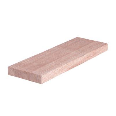 20mm x 95mm Planed Hardwood Meranti PAR Timber (4'' x 1'')