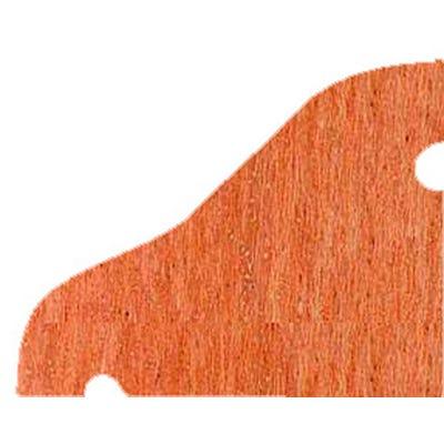 45mm x 55mm Hardwood Meranti Reversible Door Drip (2'' x 2'')