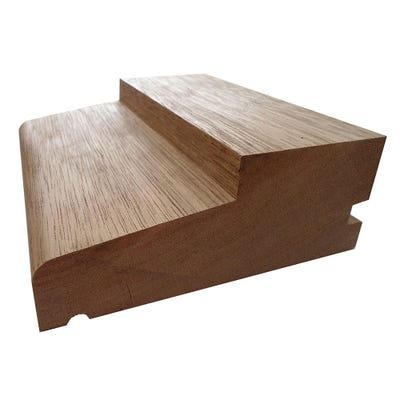 57mm x 145mm Hardwood Meranti Stepped Sill