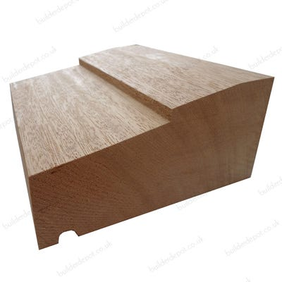 70mm x 145mm Hardwood Meranti Box Sill