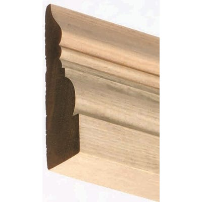 25mm x 75mm Softwood Regency Architrave