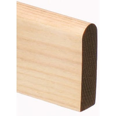 13mm x 32mm Softwood Parting Bead (Finish 8.5mm x 27mm)