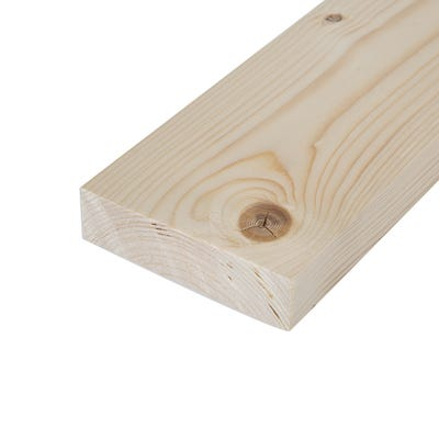 32mm x 115mm Softwood Door Lining 5100mm (4.5'' x 1.25'')