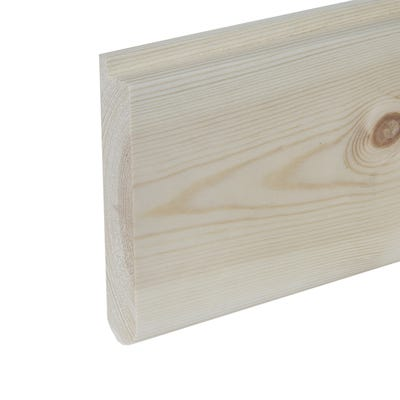 32mm x 150mm Softwood Tongue & Nosed Window Board (Finish 27mm x 144mm)