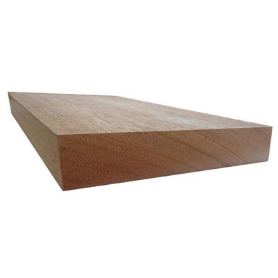 26mm x 140mm Hardwood American White Oak Door Lining 2200mm (5.5'' x 1'')