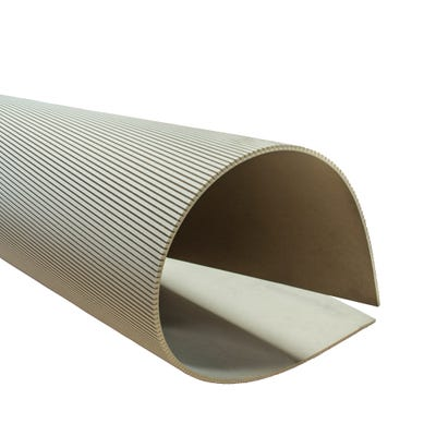Matchboard 6mm Flexible Standard MDF Portrait (Column) 2440mm x 1220mm