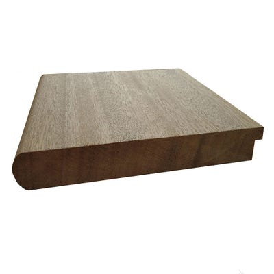 26mm x 140mm Hardwood Meranti Tongue & Nosed Window Board