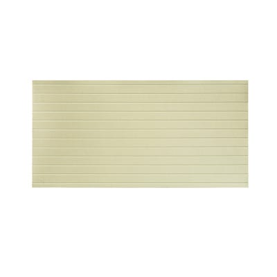 Matchboard 9mm Panel Plus Moisture resistant MDF Panel 2440mm x 600mm