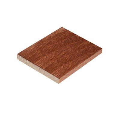 46mm x 4mm Richard Burbidge Dark Hardwood Stripwood 2400mm FB178 Pack of 10
