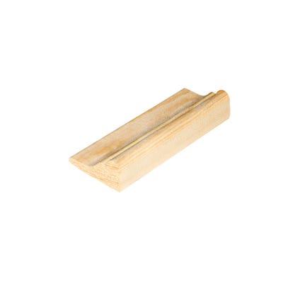 32mm x 15mm Richard Burbidge Pine Broken Ogee Moulding 2400mm FB343 Pack of 10
