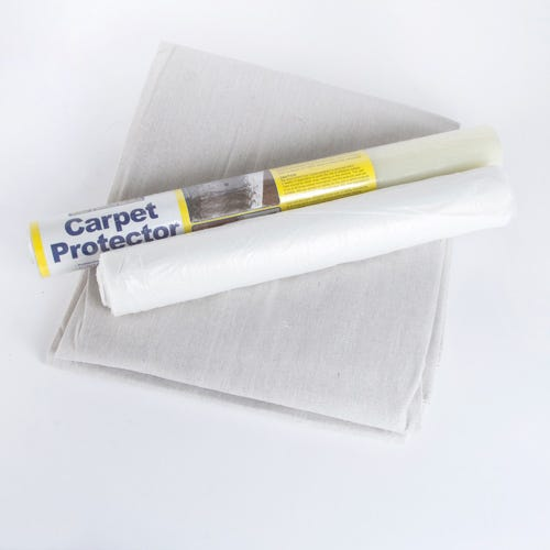 Dust Sheets & Protection
