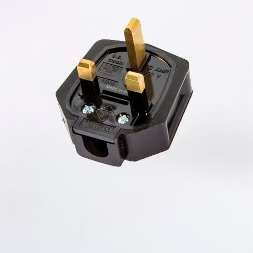 Electric Plugs & Fuses
