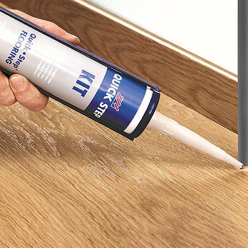Flooring Maintenance & Finishings