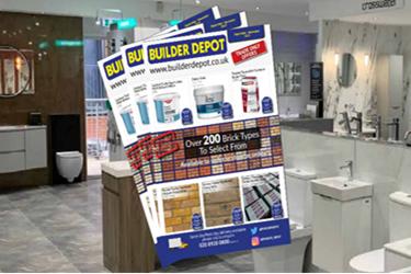 Builder Depot Latest Deals