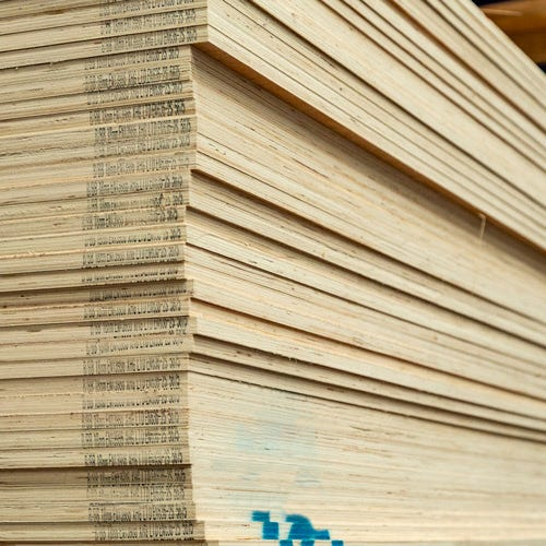 Bulk Plywood Sheets