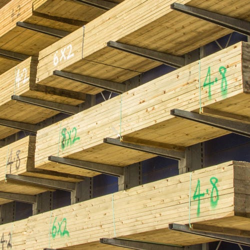 Packs of Timber