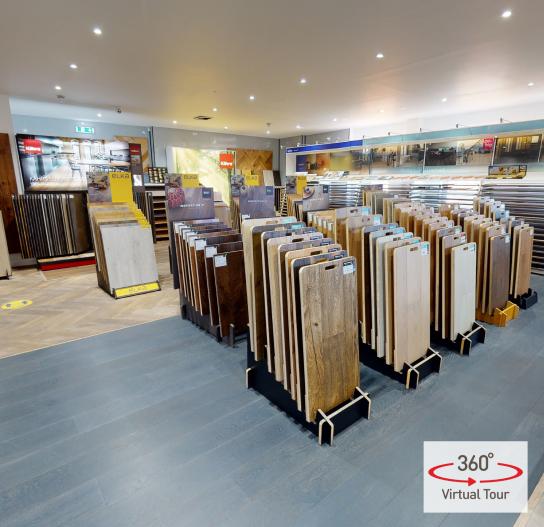 flooring showroom 360