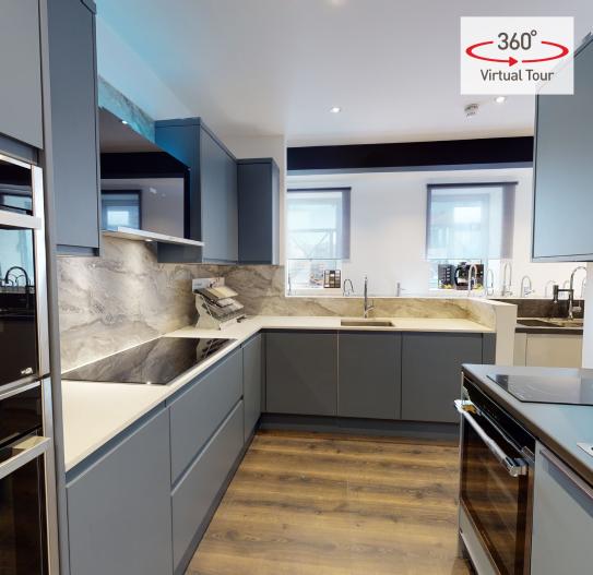 kitchen showroom 360